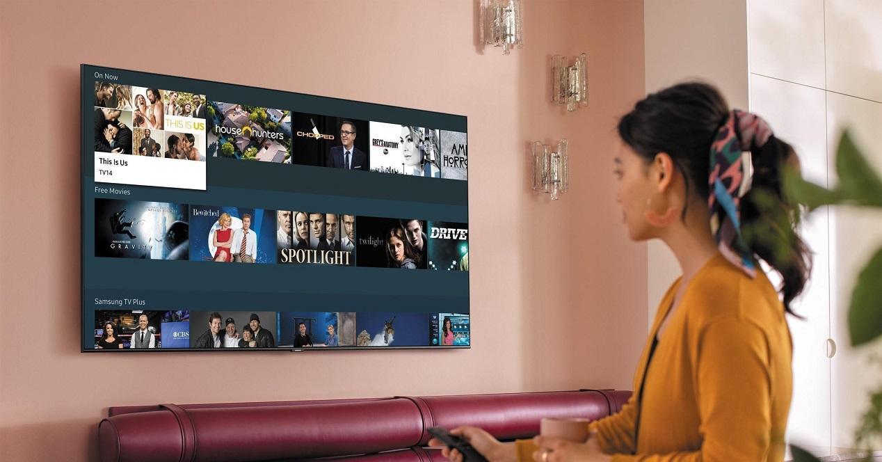 Smart TV Samsung QE55Q60T