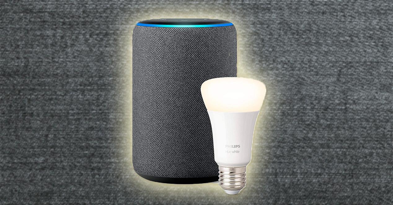 Amazon Echo Plus de tela