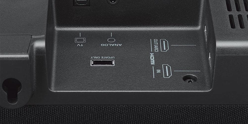 Conexiones de barra de sonido Yamaha a la venta