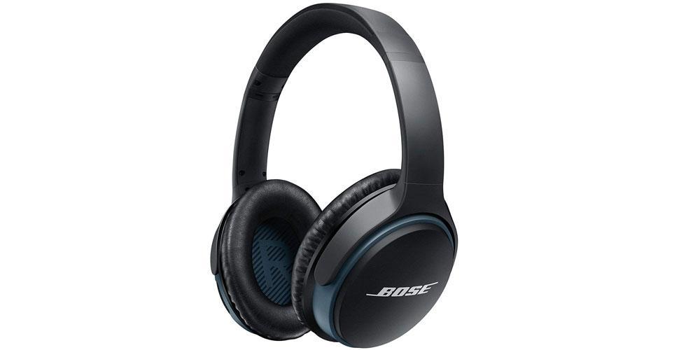 Vista lateral de los auriculares Bose SoundLink II
