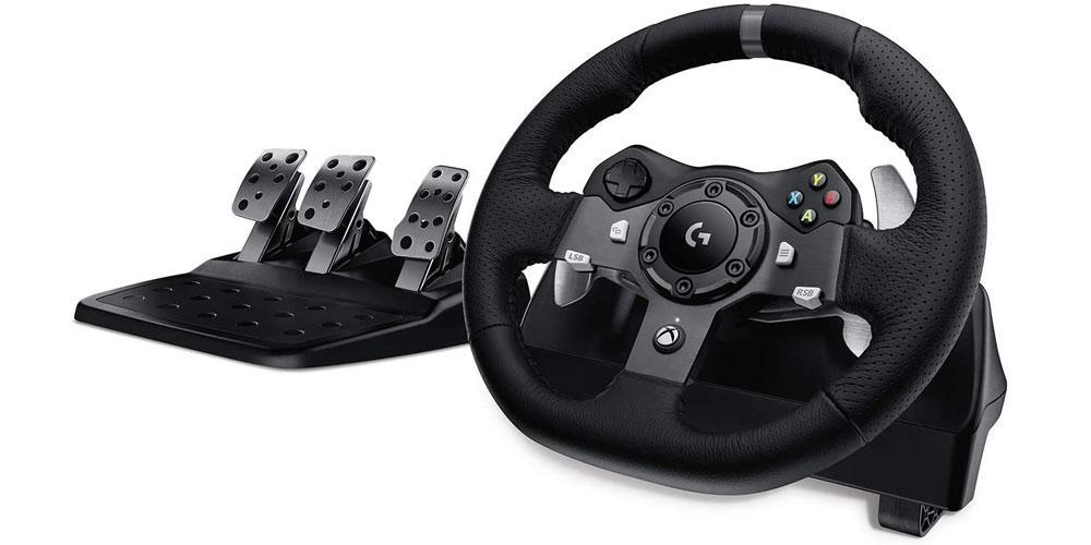 Logitech G920 Driving Force volantes para juegos