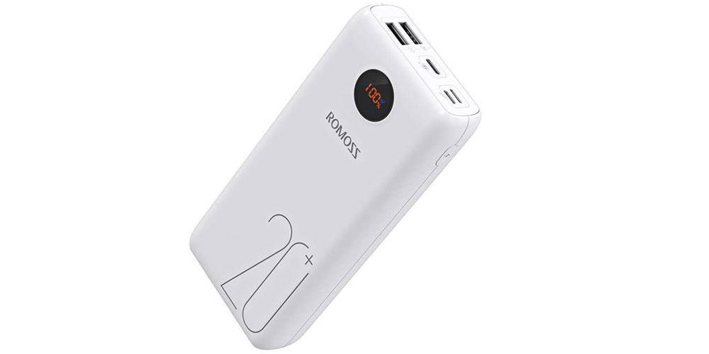 Romoss Powerbank baterías externas