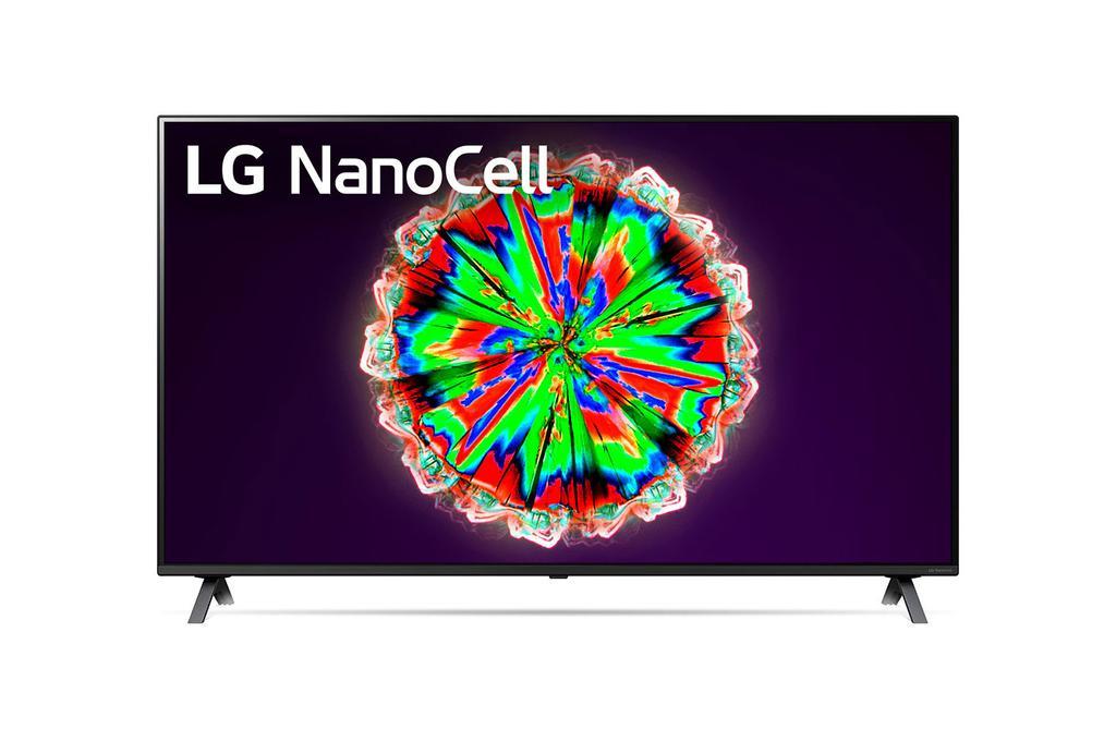 Smart TV LG 55NANO806NA model 2020