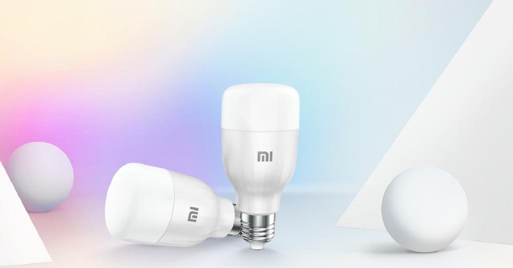 Bombillas Xiaomi Mi LED Smart Bulb Essential