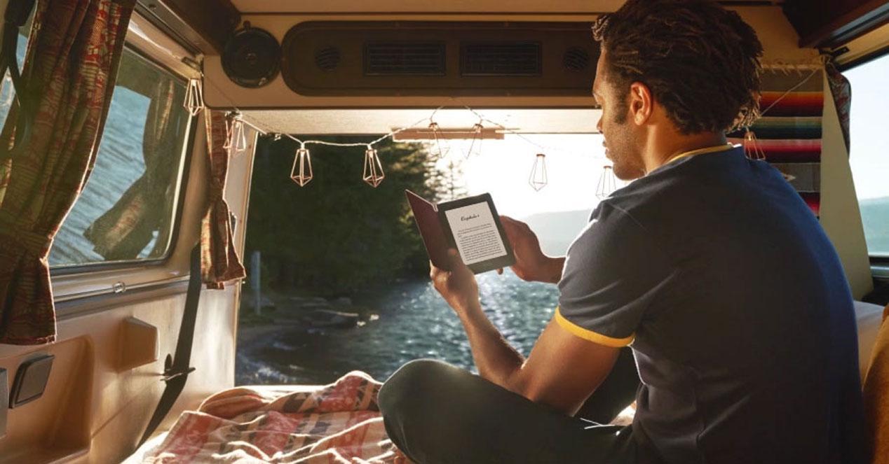 Kit lectura Kindle Amazon