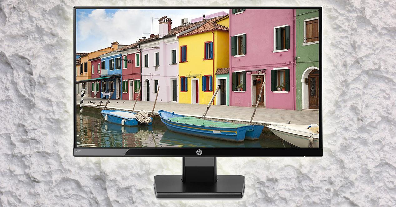 Monitor Full HD HP