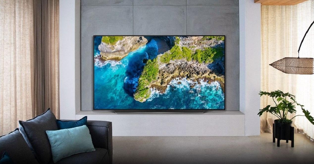 Smart TV LG OLED65CX