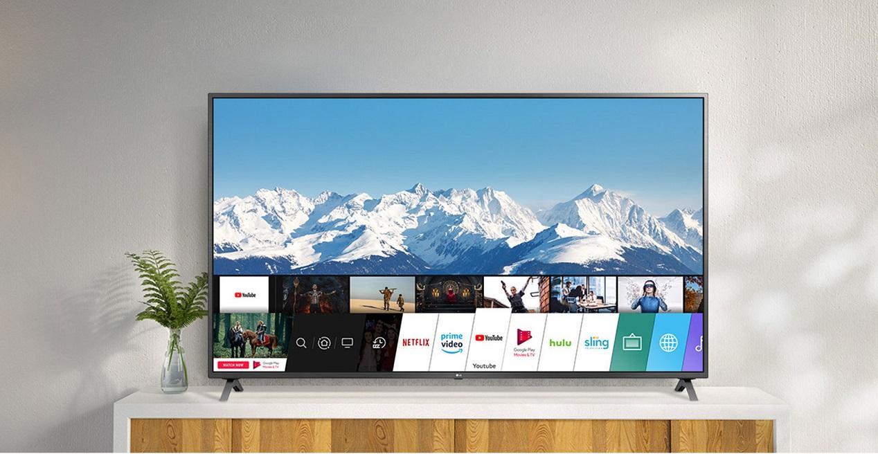 Smart TV Xiaomi Mi TV Masters 65