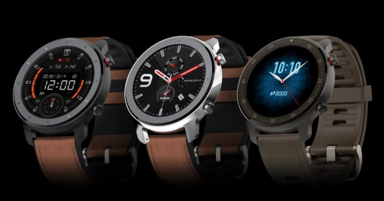 Smartwatch Xiaomi Amafit GTR