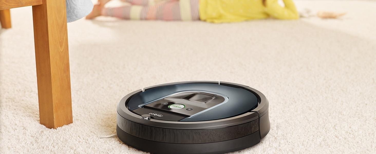 iRobot Roomba 981 - Robot Aspirador