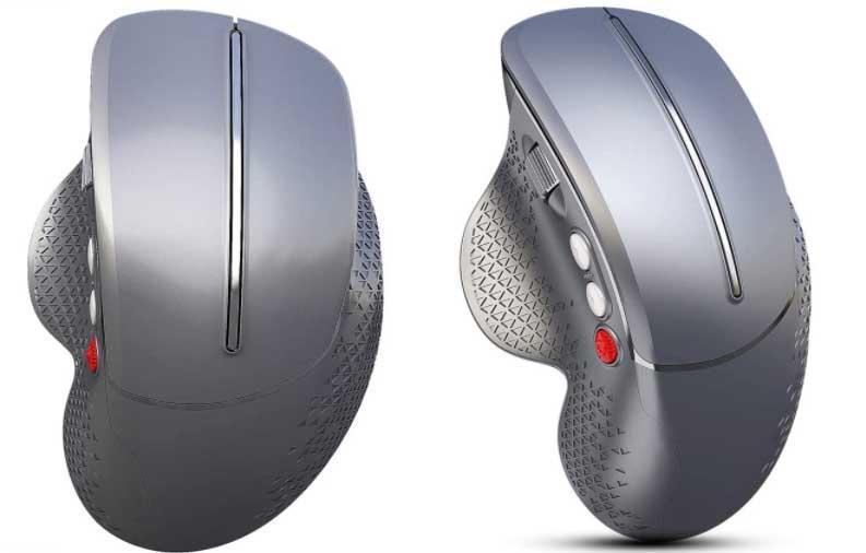 ratón vertical