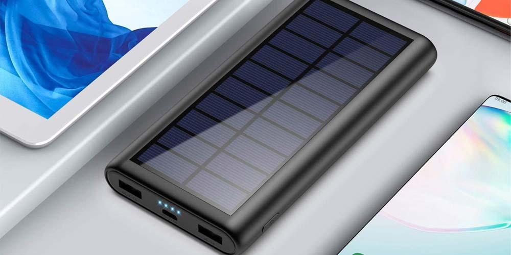 Diseño de batería solar