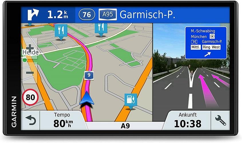 GPS para coche Garmin DriveSmart 61