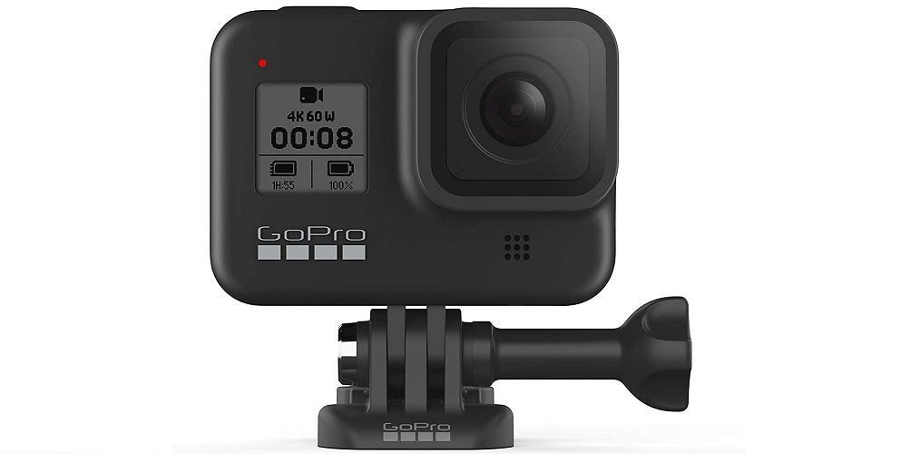 GoPro para grabar bajo el agua