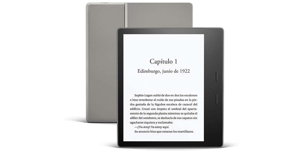 EBook de Amazon Kindle Oasis