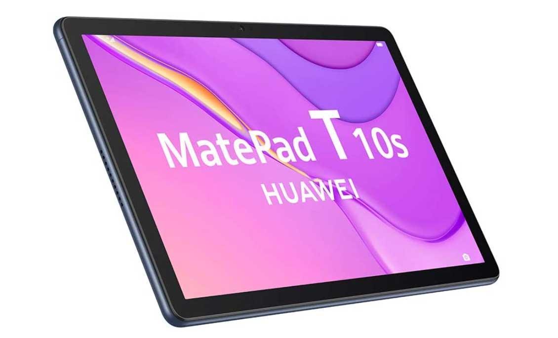 Tablet Huawei MediaTab T10s con increible descuento