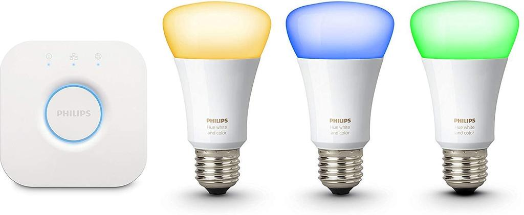 Kit de iluminación Philips Hue Kit color