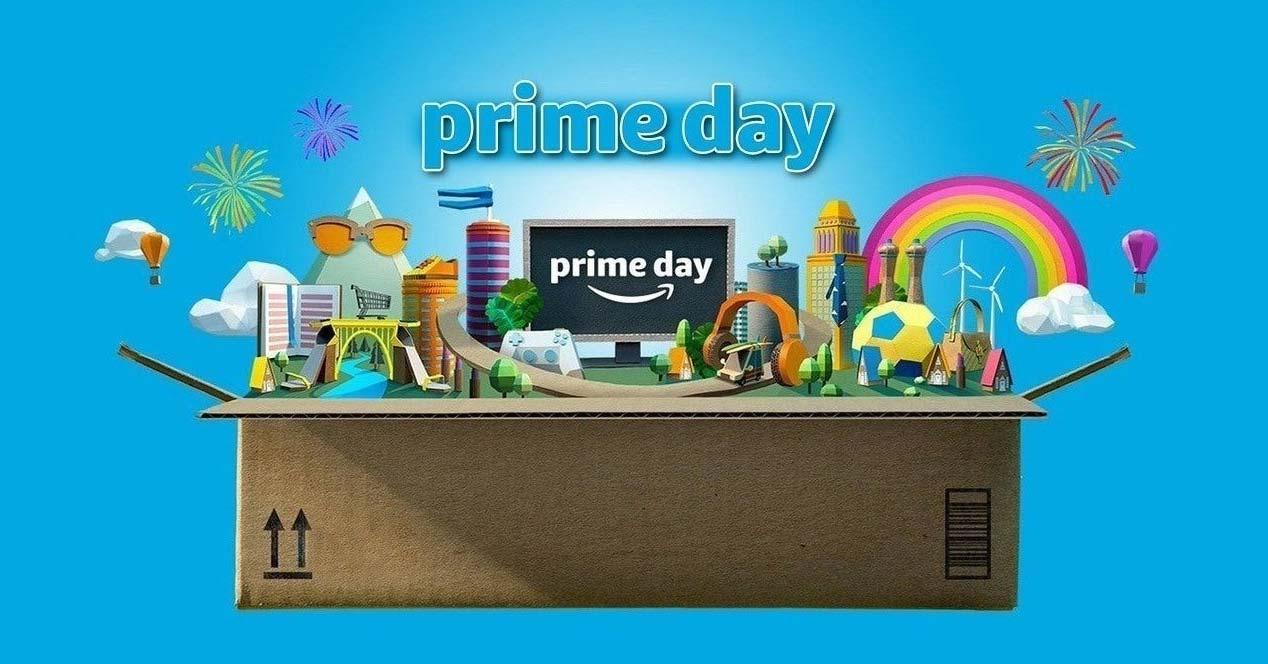Imagen Amazon Prime Day