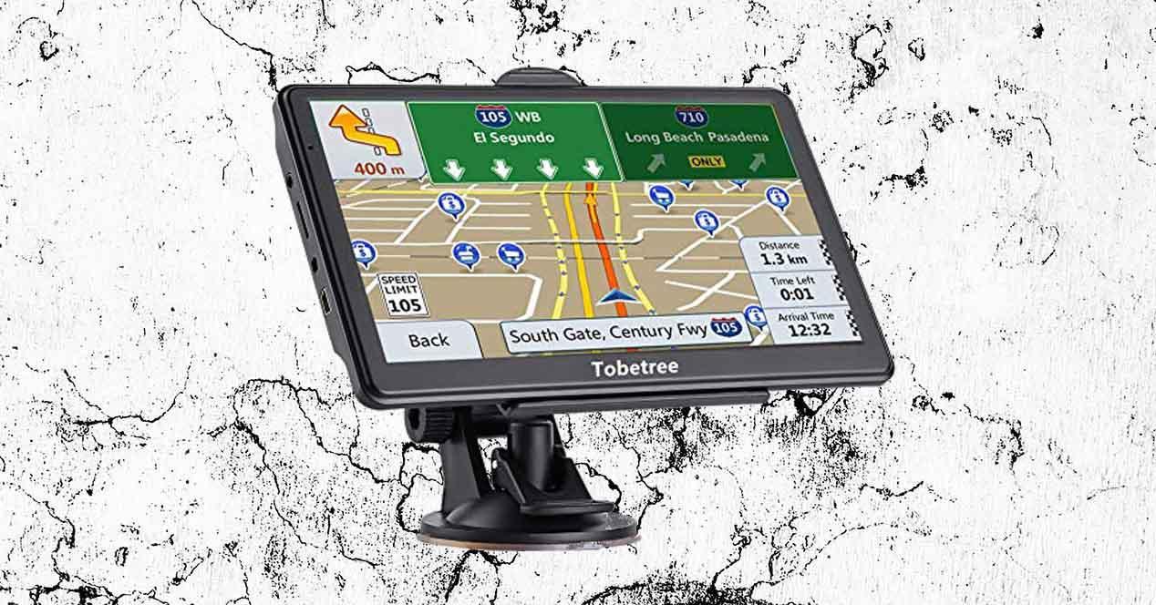 GPS para coche