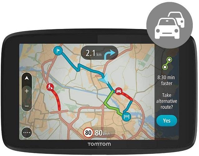GPS TomTom Go Essential para autocar