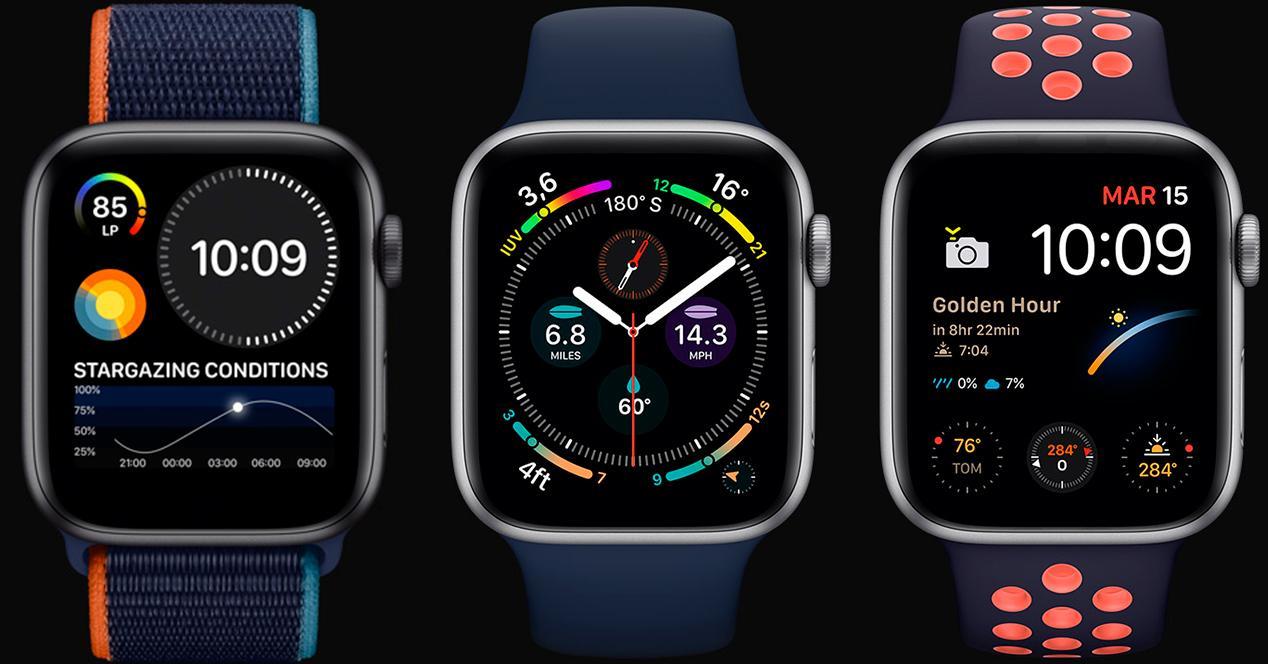 Imagen promocional del Apple Watch Series 6