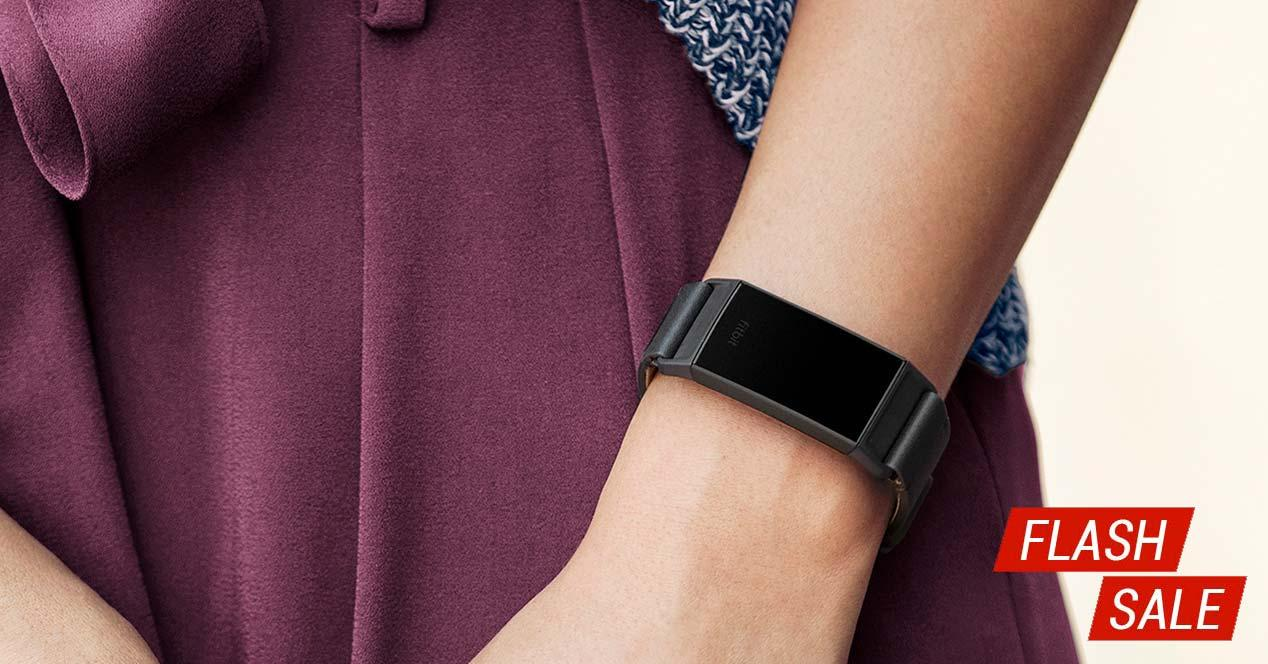 Oferta por la smartband Fitbit Charge 4