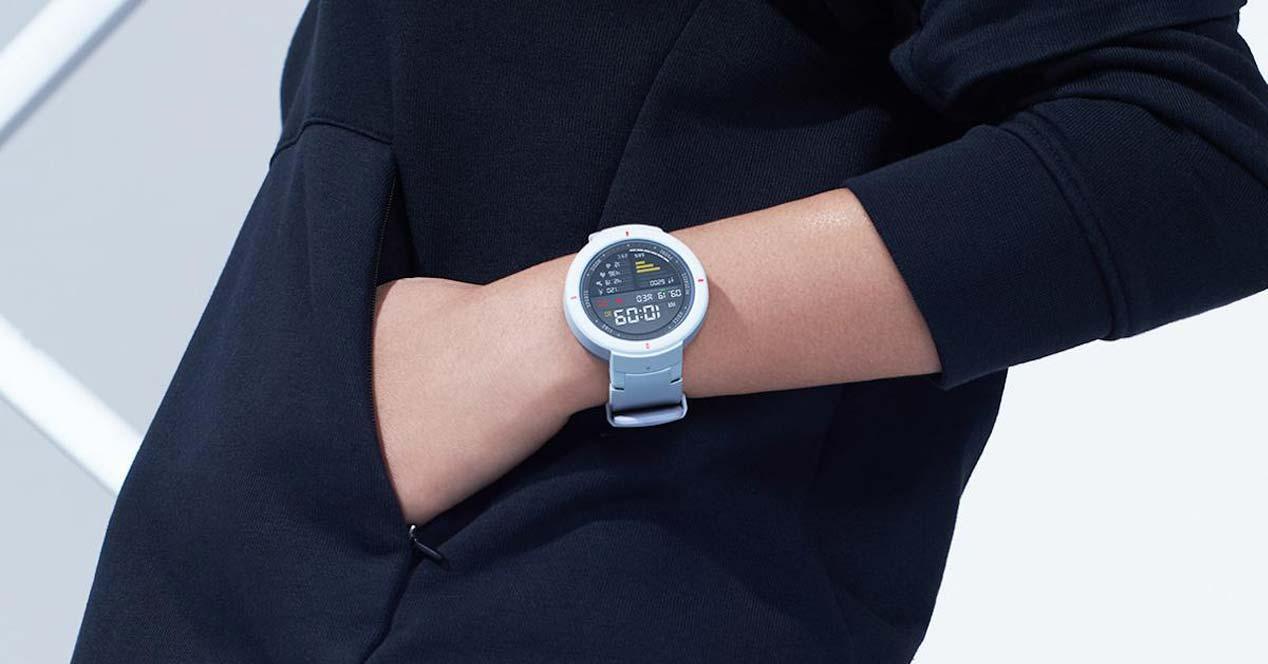 Uso del smartwach Xiaomi Amazfit Verge