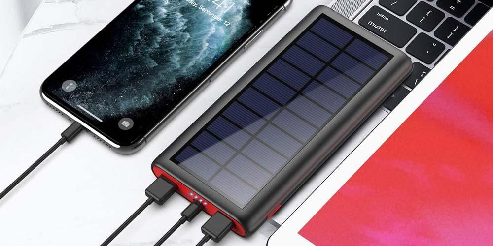 Batería solar VOOE