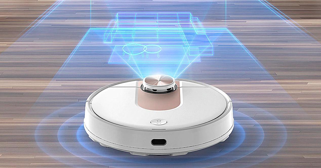 Nueva Xiaomi Viomi Vacuum SE
