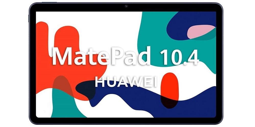 HUAWEI MatePad head-on