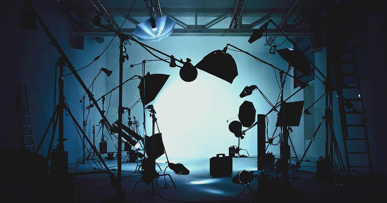 kit iluminacion fotografico