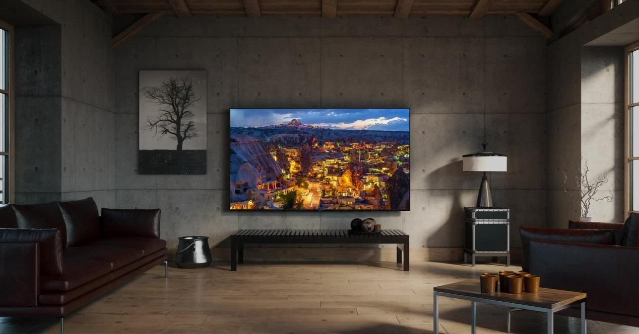 Smart TV Samsung QLED Q70T