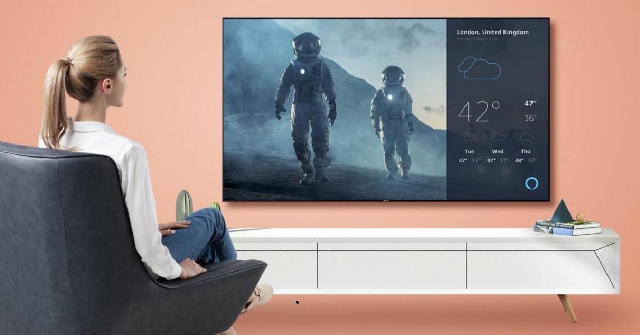 Smart TV de 55 pulgadas con excelente relación calidad / precio