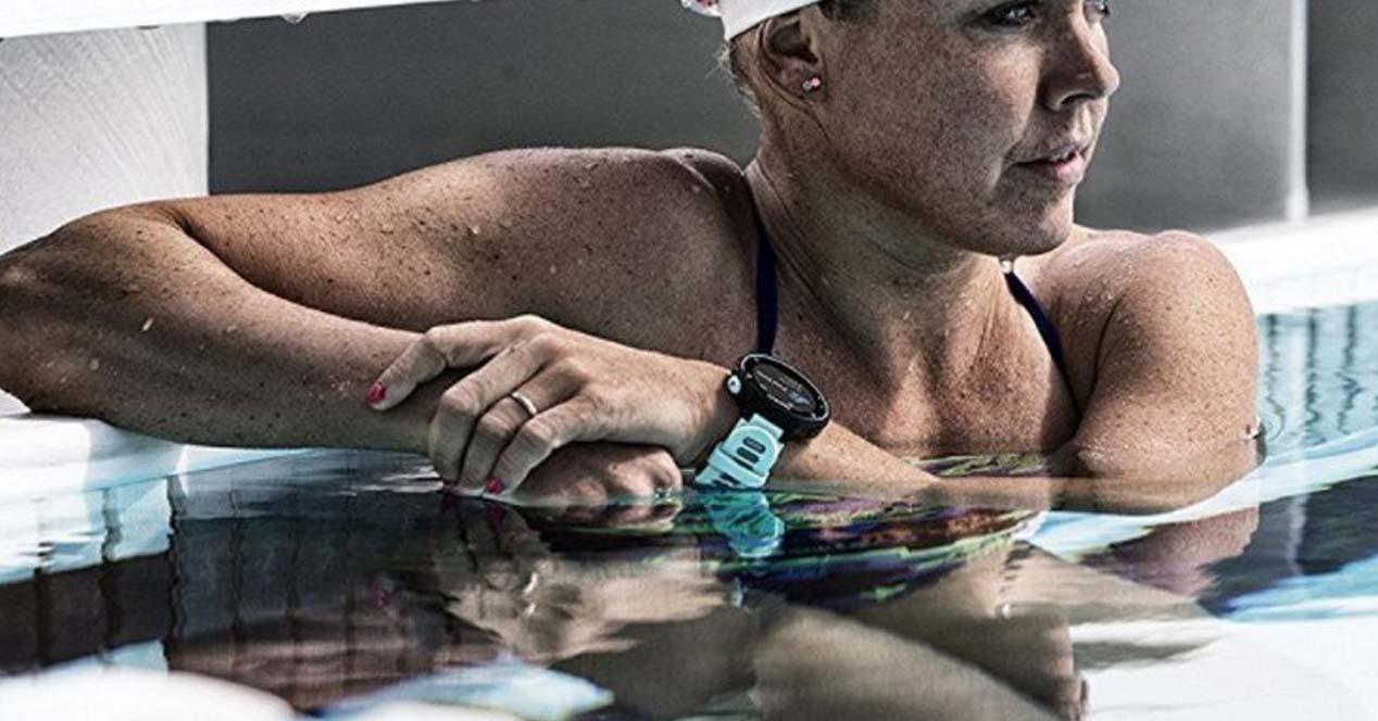 smartwatch deportivo de Garmin