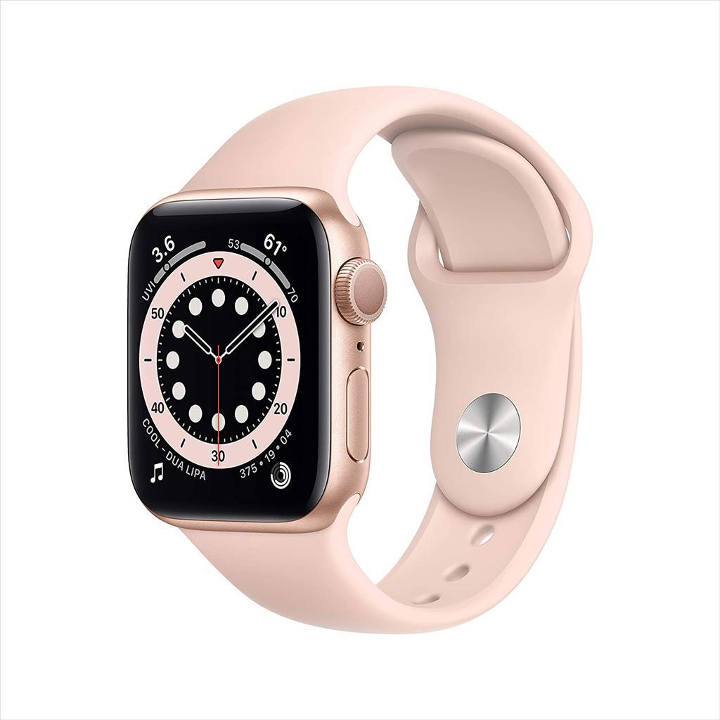 El nuevo Apple Watch serie 6