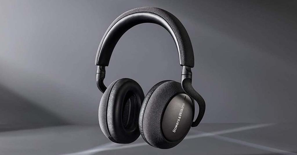 Auriculares Bowers & Wilkins PX7 de color gris