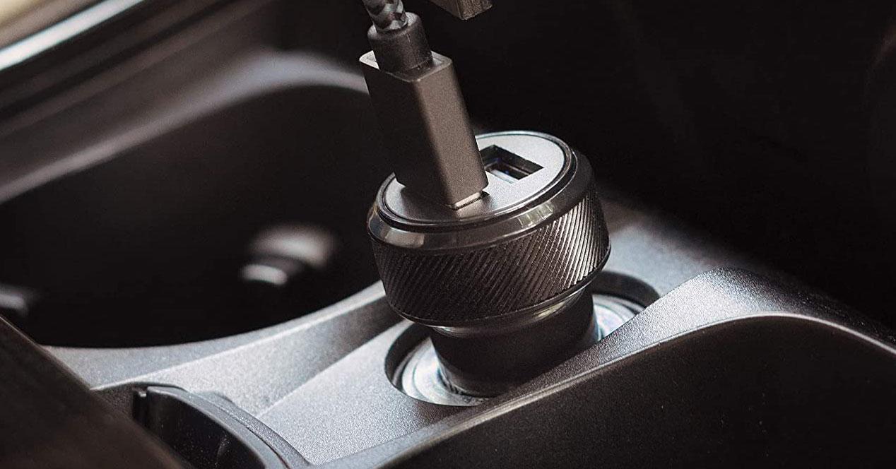 Cargador para coche