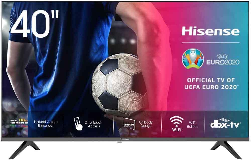 Smart TV Hysons 40AE5500F