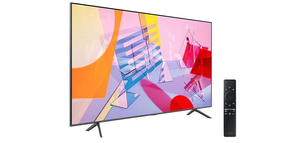 Smart TV Samsung QLED 4K 2020 65Q60T