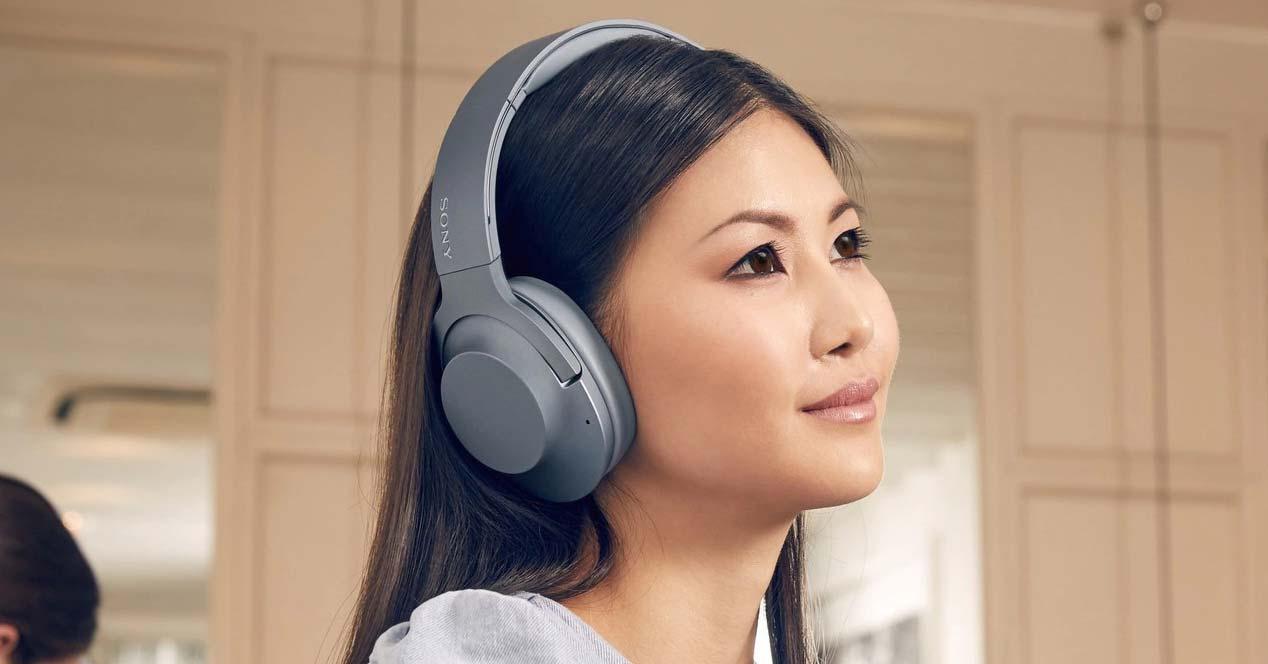 Auriculares de diadema Sony WHH900N