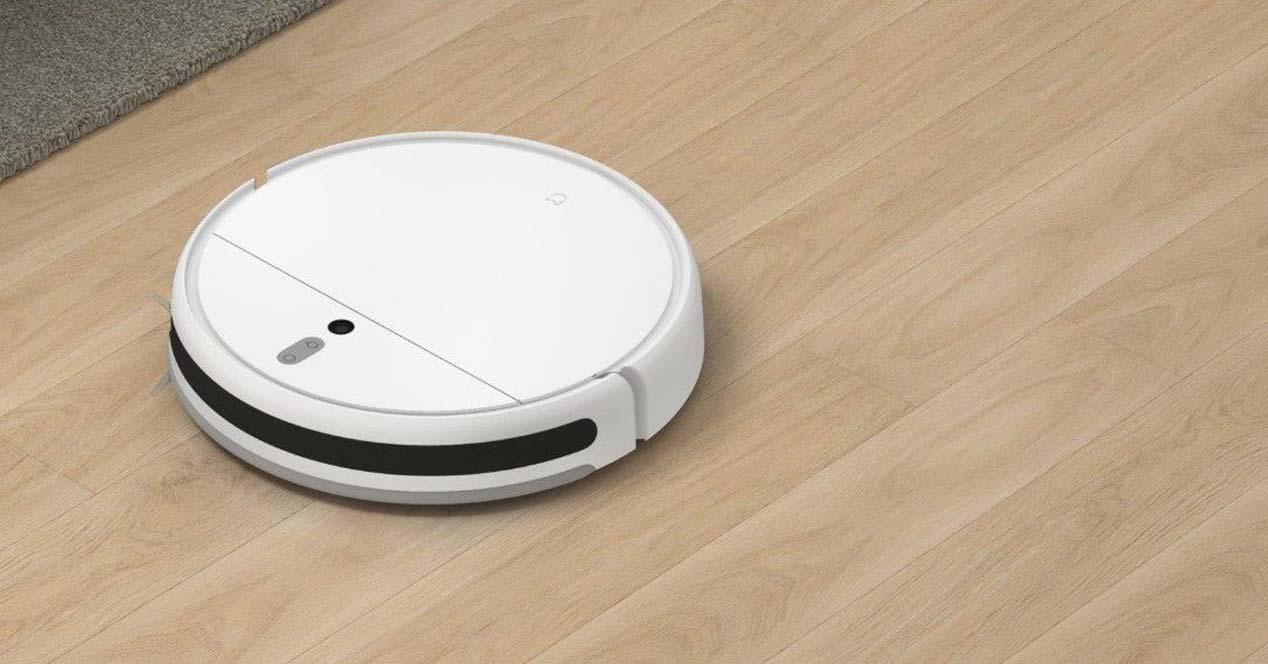 Uso de la Xiaomi Mi Vacuum 1C