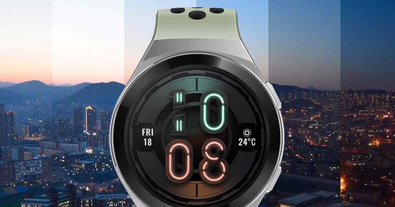Smartwatch Huawei Watch GT 2e