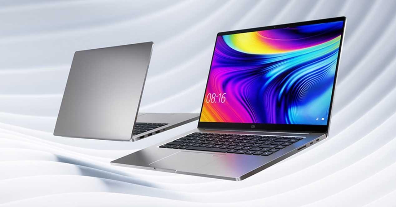 Xiaomi Mi Notebook pro con Core i5