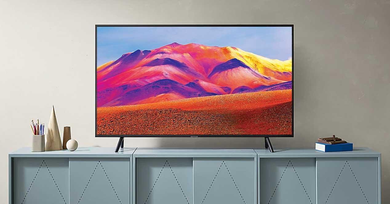 "Smart TV Samsung 50"" 4K"