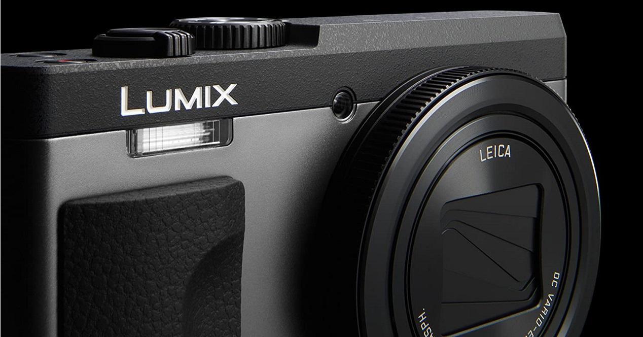 camara compacta Panasonic Lumix DC-TZ90