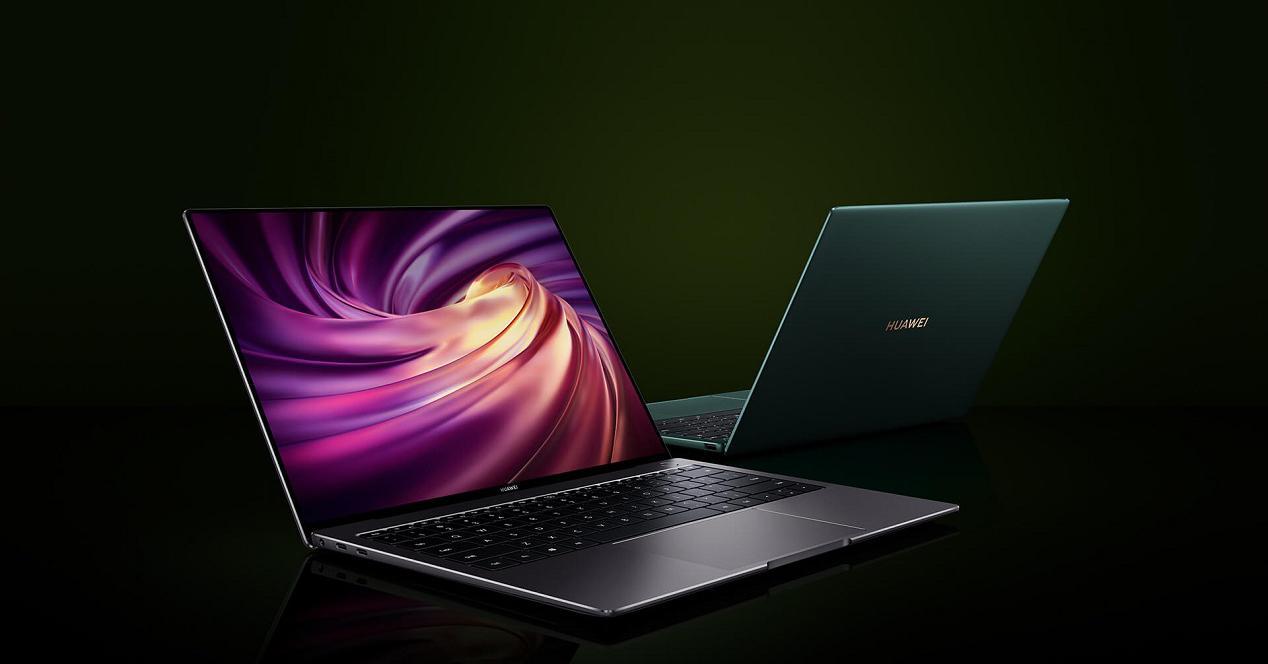 Imagen promocional del Huawei Matebook X Pro