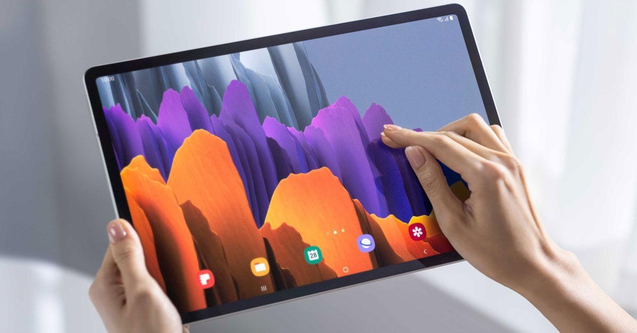 Tablet Samsung Galaxy Tab S7+