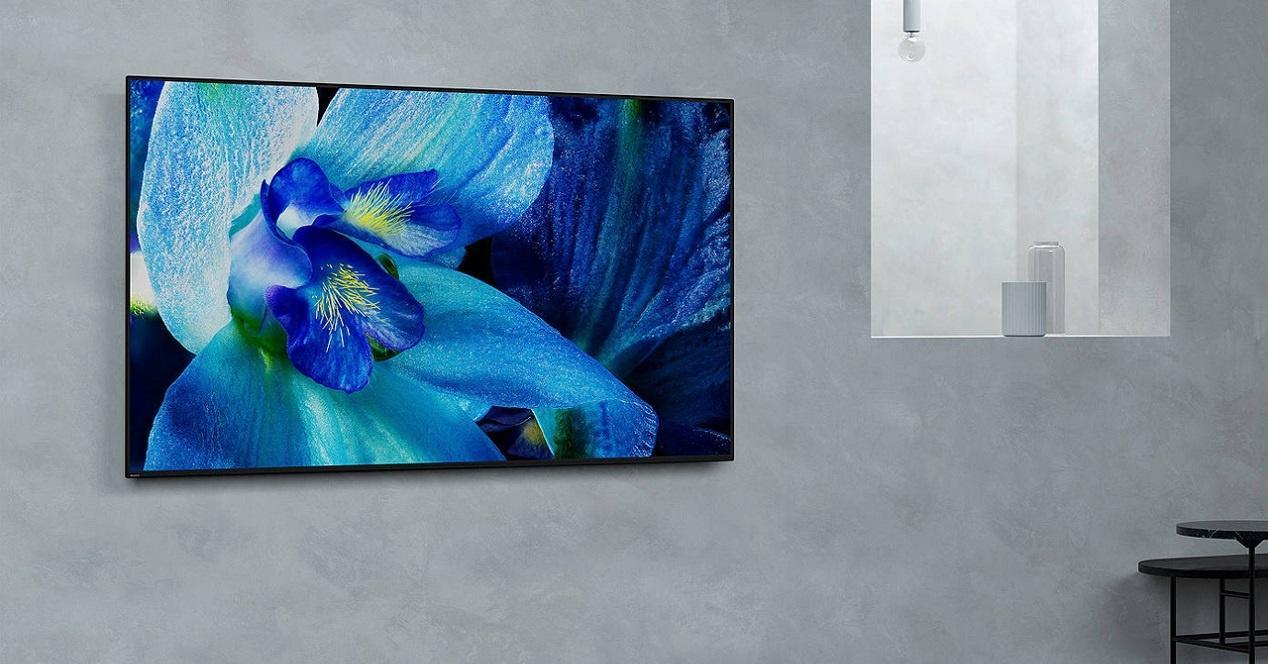 Smart TV OLED de Sony