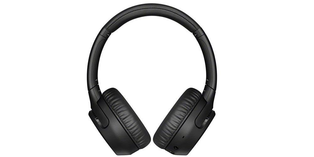 Auriculares Sony WH-XB700 de color negro