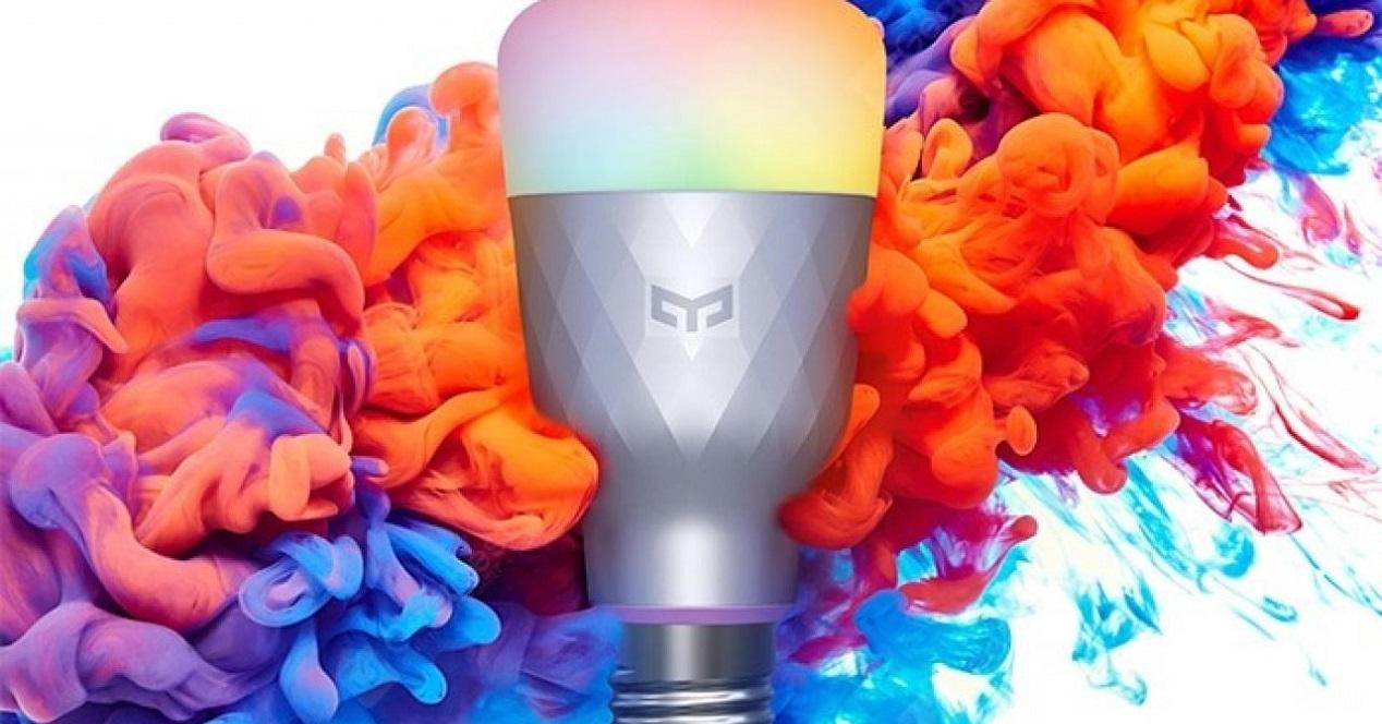 Bombilla inteligente Xiaomi Yeelight 1SE E27